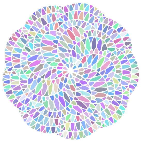 Terra Luna Inti Home Page Mandala - image